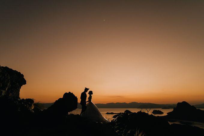 Nusantra Prewedding destination - Mega & Wido by diktatphotography - 050