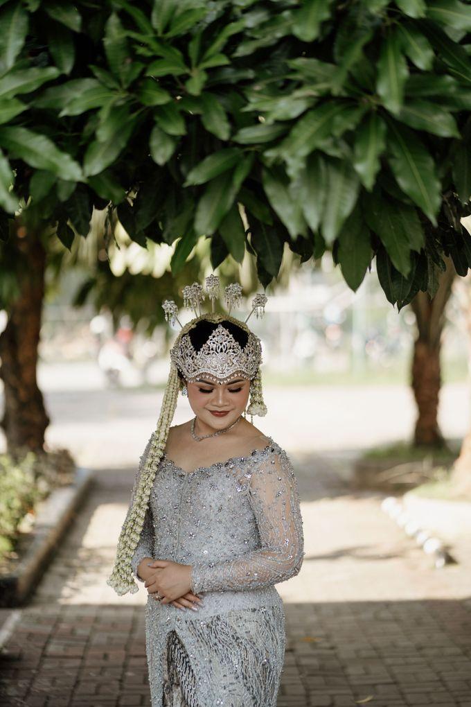 Dila & Rizky Wedding by AKSA Creative - 011