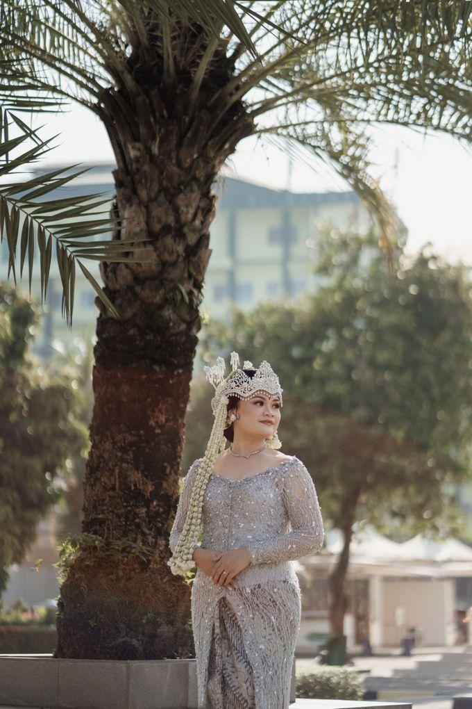 Dila & Rizky Wedding by AKSA Creative - 012