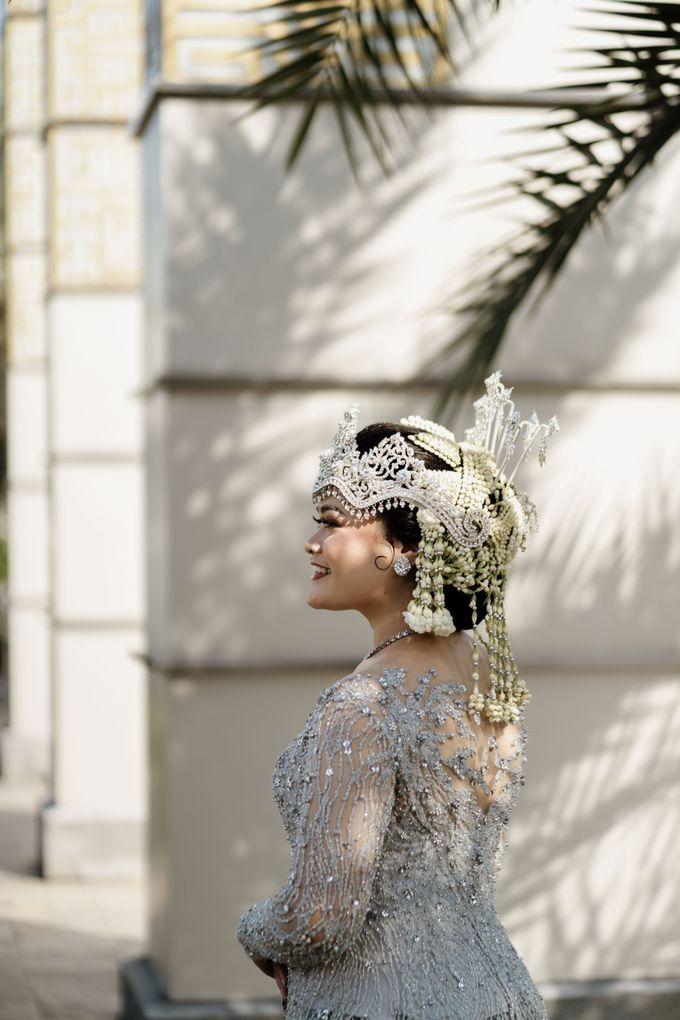 Dila & Rizky Wedding by AKSA Creative - 013