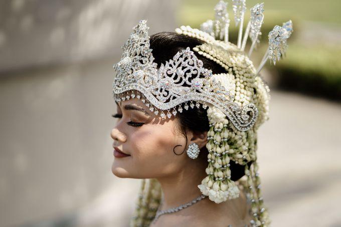 Dila & Rizky Wedding by AKSA Creative - 014