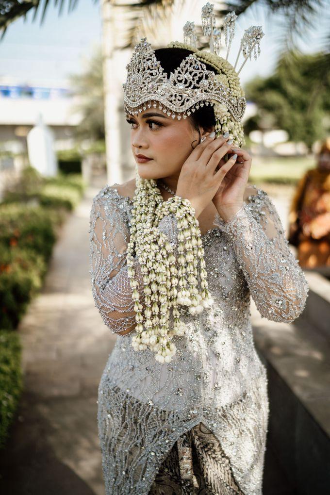Dila & Rizky Wedding by AKSA Creative - 017