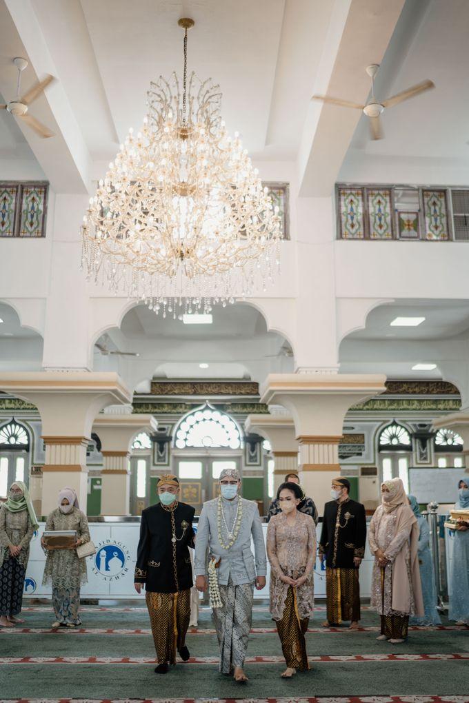 Dila & Rizky Wedding by AKSA Creative - 018