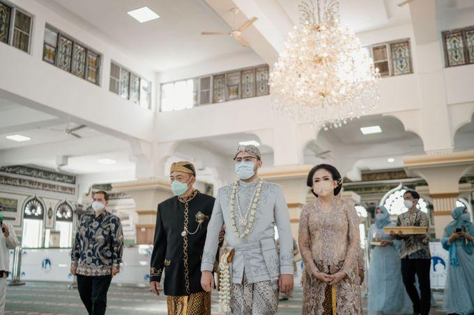 Dila & Rizky Wedding by AKSA Creative - 019