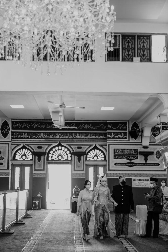 Dila & Rizky Wedding by AKSA Creative - 020