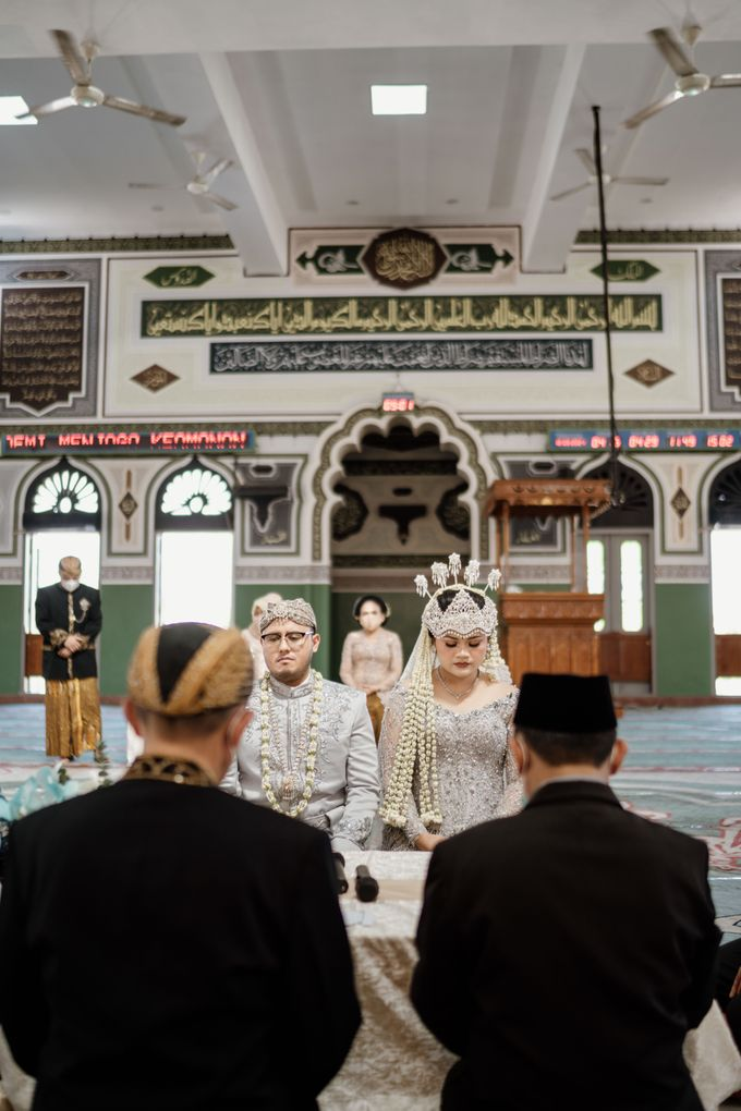 Dila & Rizky Wedding by AKSA Creative - 021