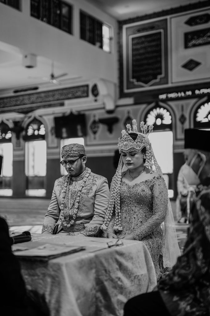 Dila & Rizky Wedding by AKSA Creative - 022