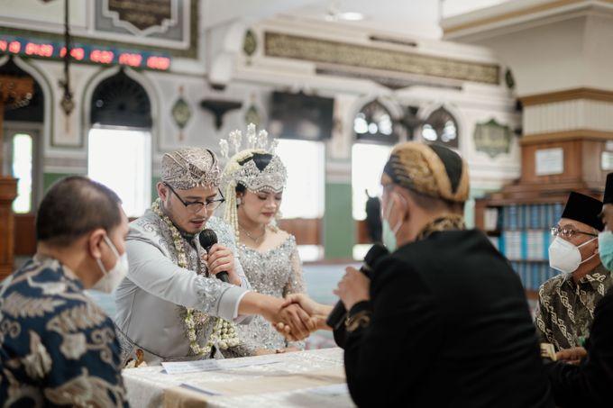 Dila & Rizky Wedding by AKSA Creative - 024