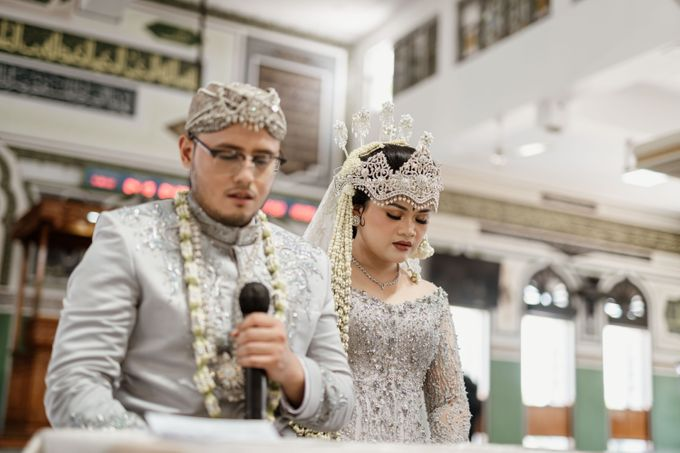 Dila & Rizky Wedding by AKSA Creative - 025