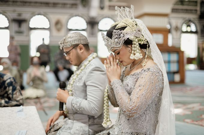 Dila & Rizky Wedding by AKSA Creative - 026