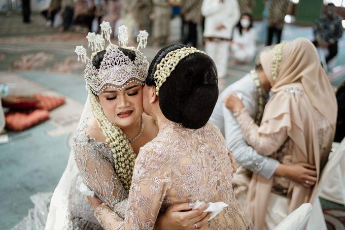 Dila & Rizky Wedding by AKSA Creative - 027
