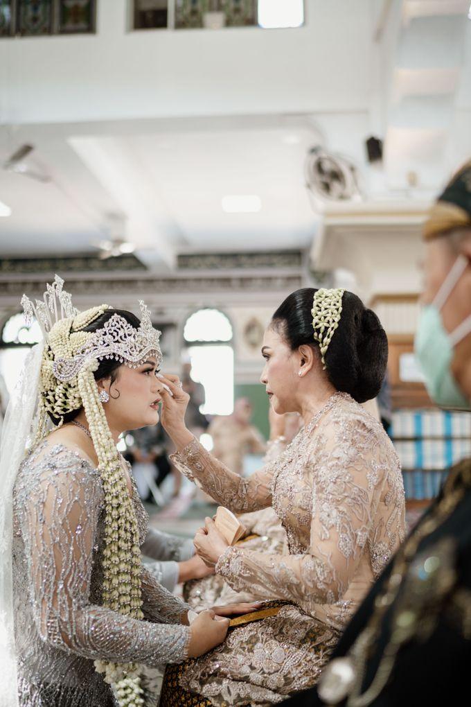 Dila & Rizky Wedding by AKSA Creative - 028