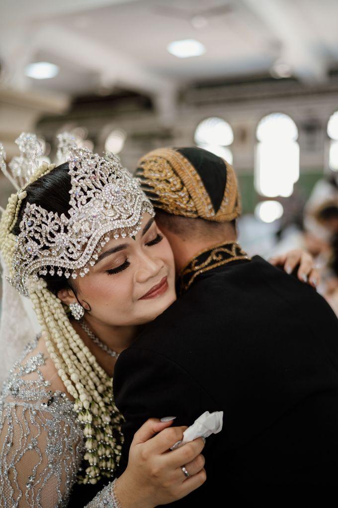 Dila & Rizky Wedding by AKSA Creative - 029