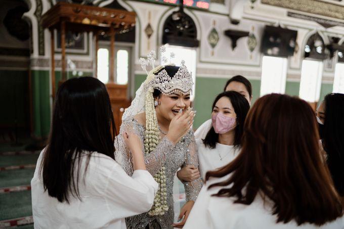 Dila & Rizky Wedding by AKSA Creative - 030