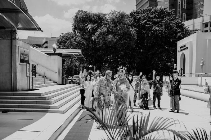 Dila & Rizky Wedding by AKSA Creative - 031