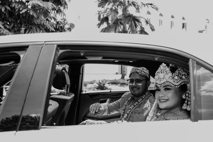 Dila & Rizky Wedding by AKSA Creative - 032