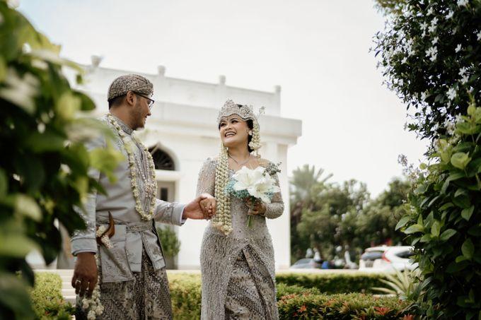 Dila & Rizky Wedding by AKSA Creative - 034