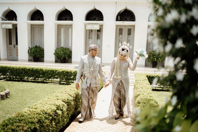 Dila & Rizky Wedding by AKSA Creative - 035