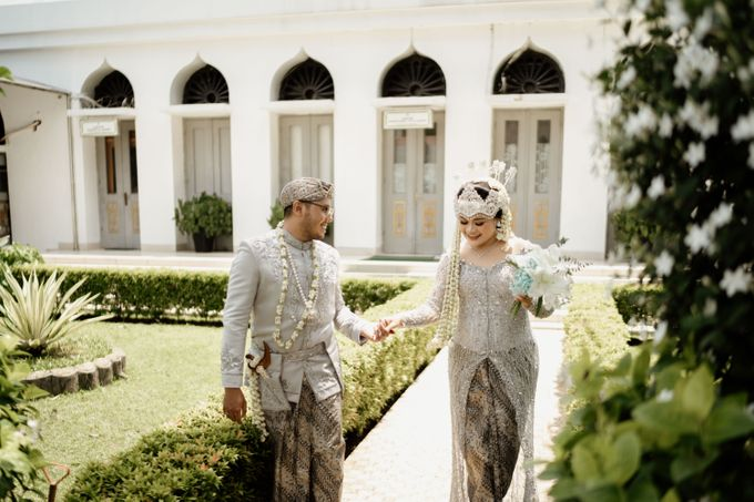Dila & Rizky Wedding by AKSA Creative - 036
