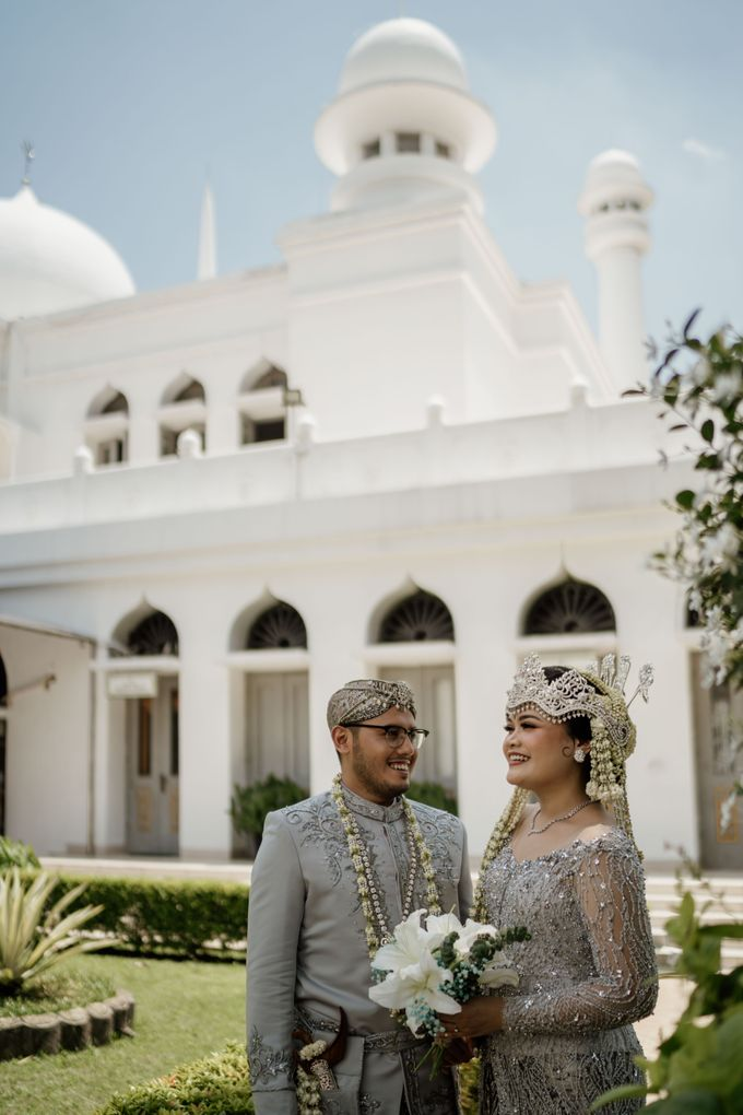 Dila & Rizky Wedding by AKSA Creative - 037