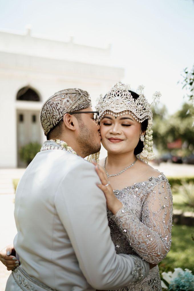 Dila & Rizky Wedding by AKSA Creative - 038
