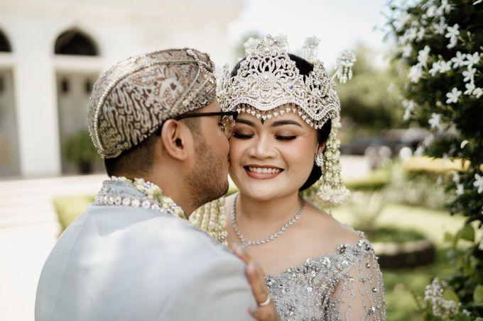 Dila & Rizky Wedding by AKSA Creative - 039