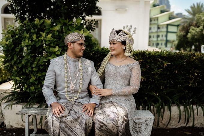 Dila & Rizky Wedding by AKSA Creative - 040