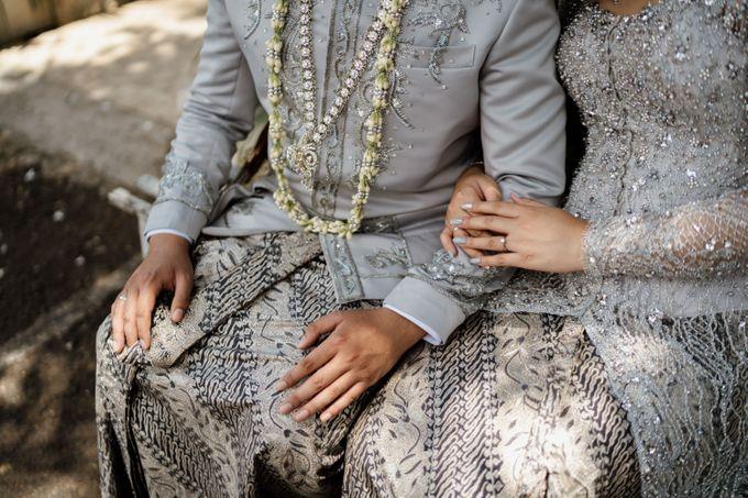 Dila & Rizky Wedding by AKSA Creative - 041