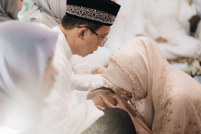 Pengajian, Siraman, Midodareni Dina & Dimas by Alexo Pictures - 012