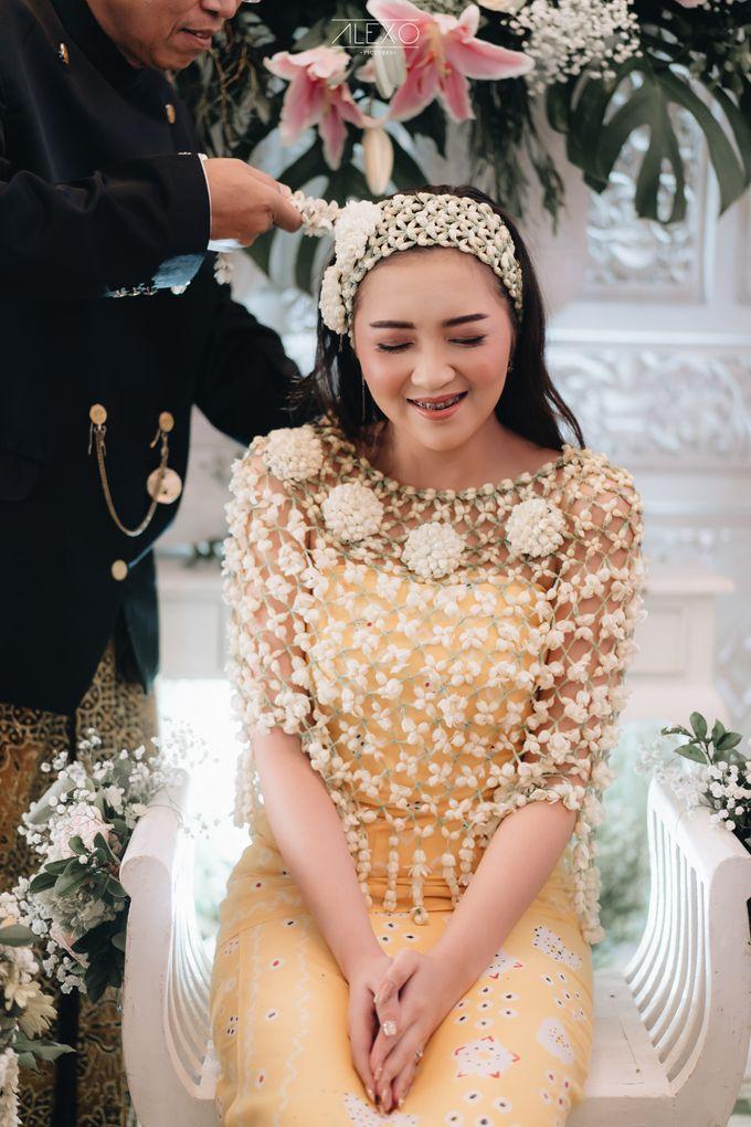 Pengajian, Siraman, Midodareni Dina & Dimas by Alexo Pictures - 024