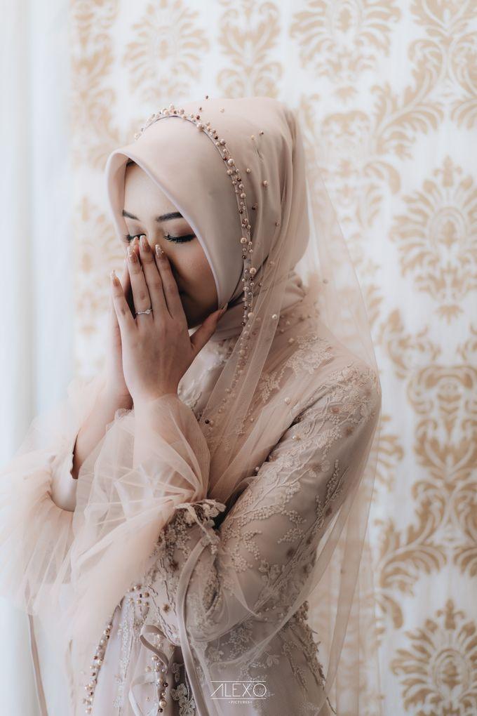 Pengajian, Siraman, Midodareni Dina & Dimas by Alexo Pictures - 004