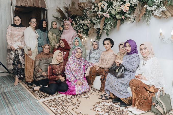 Pengajian, Siraman, Midodareni Dina & Dimas by Alexo Pictures - 047