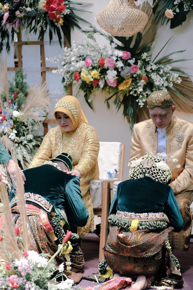 Wedding Dina & Irul by Azila Villa - 026