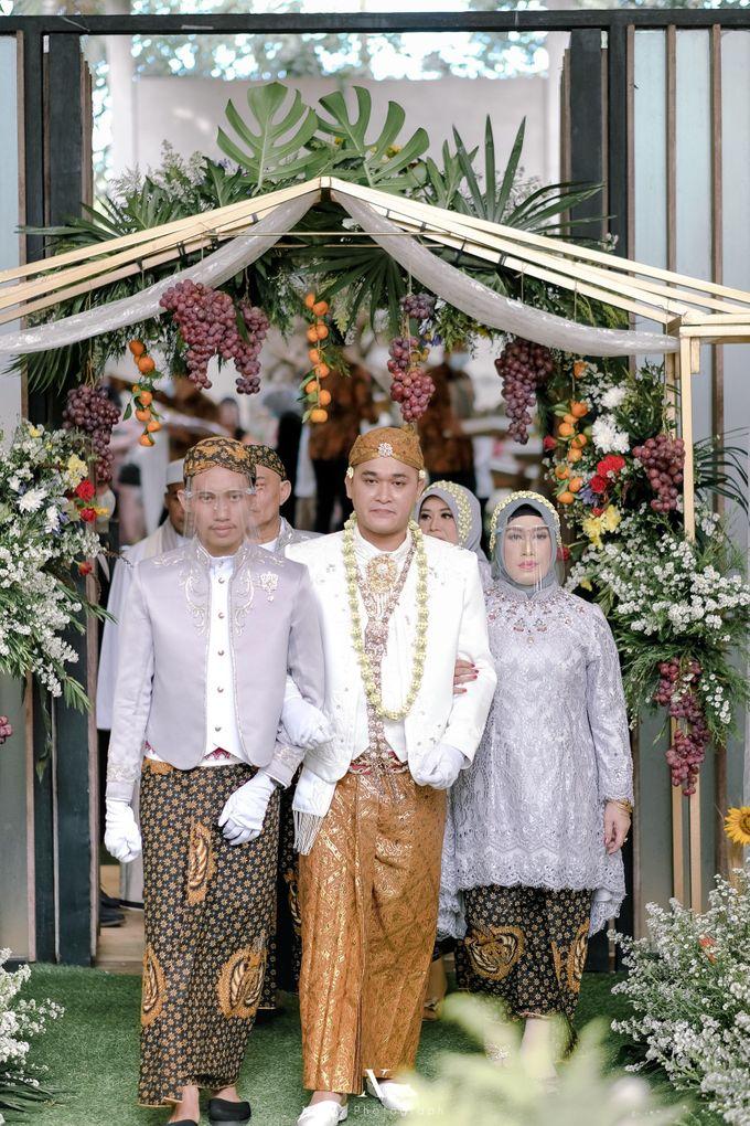 Wedding Dina & Irul by Azila Villa - 015