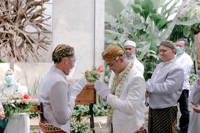 Wedding Dina & Irul by Azila Villa - 014