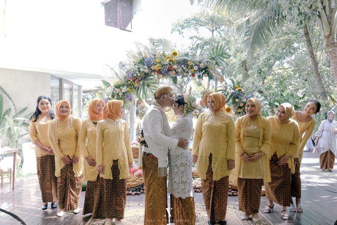Wedding Dina & Irul by Azila Villa - 020