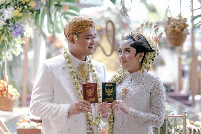 Wedding Dina & Irul by Azila Villa - 018