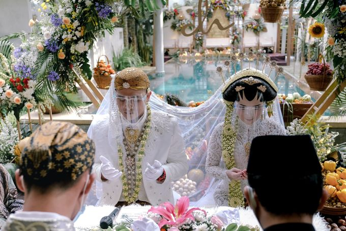 Wedding Dina & Irul by Azila Villa - 017