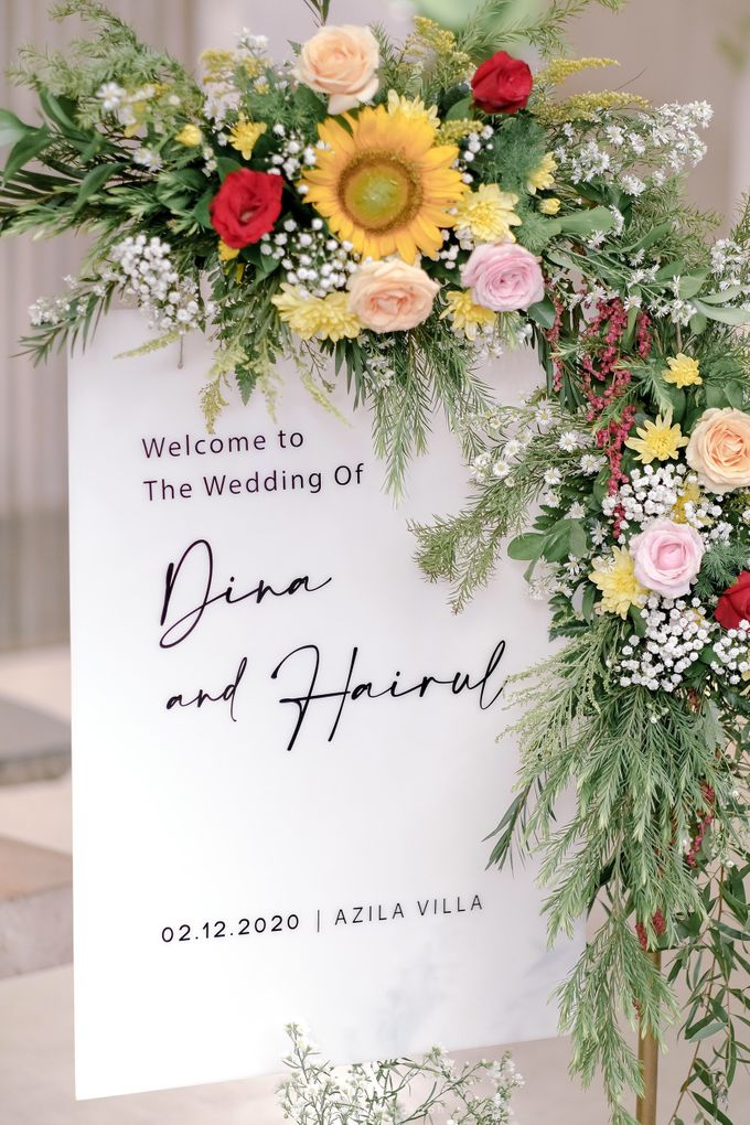 Wedding Dina & Irul by Azila Villa - 006