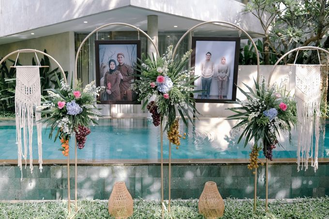 Wedding Dina & Irul by Azila Villa - 004