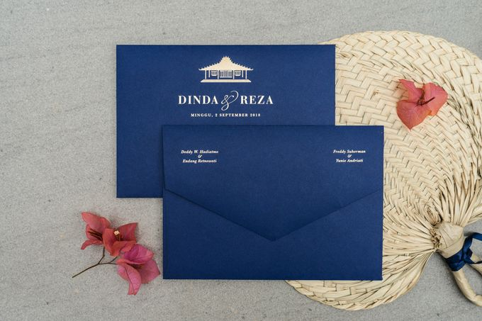 Dinda & Reza by The Distillery - 013