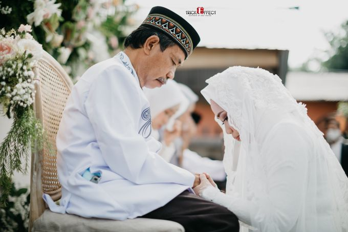 The Wedding of Dini & Sigit by Trickeffect - 028