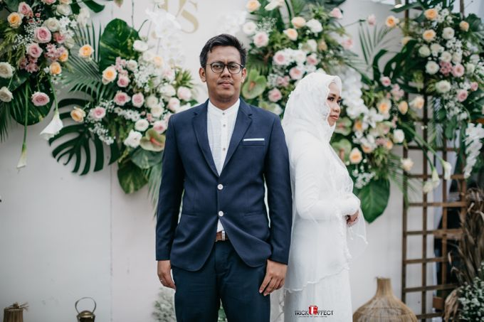 The Wedding of Dini & Sigit by Trickeffect - 034