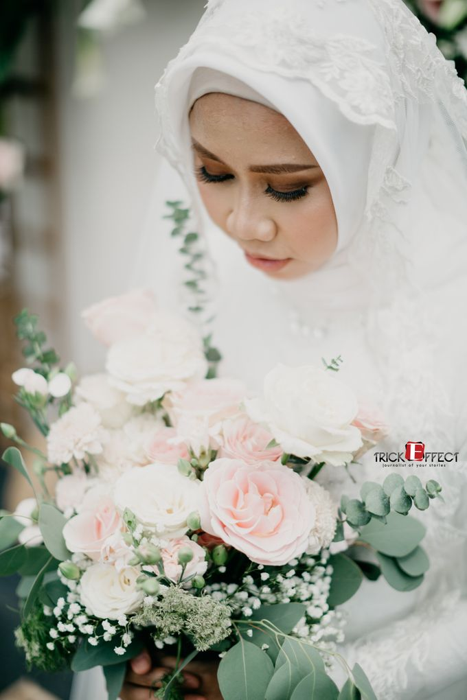 The Wedding of Dini & Sigit by Trickeffect - 035