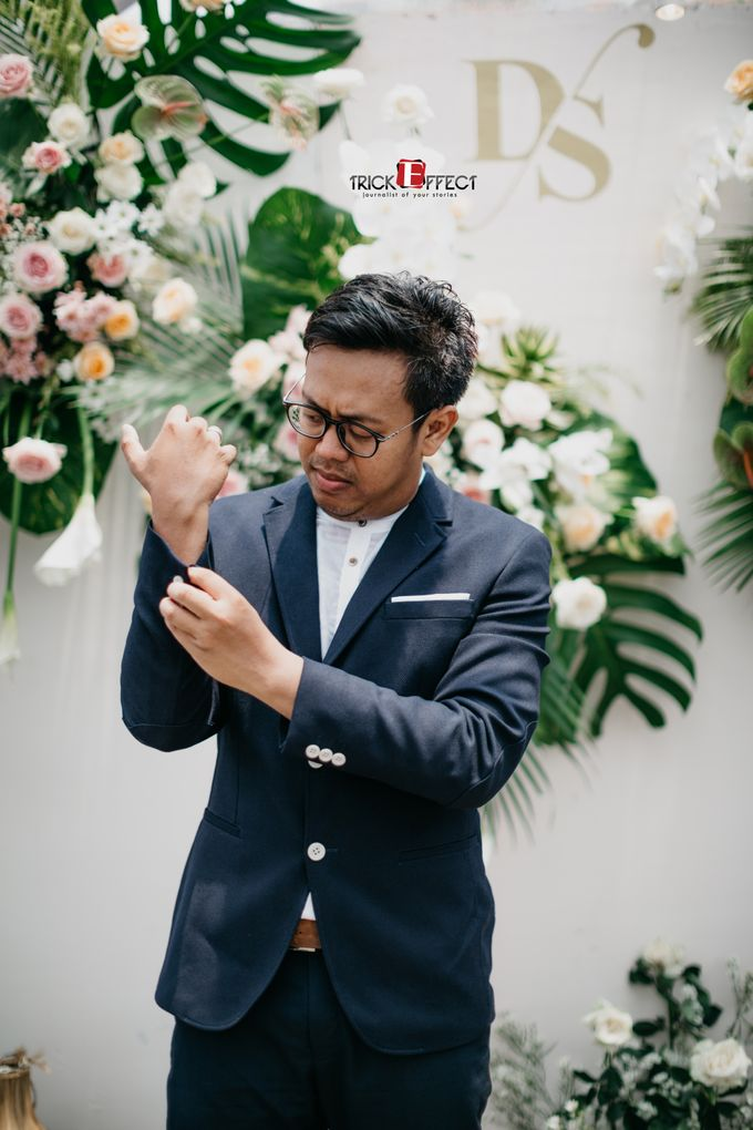 The Wedding of Dini & Sigit by Trickeffect - 036