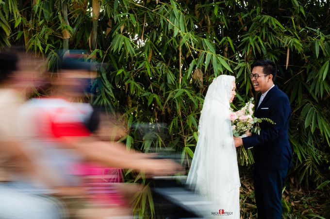 The Wedding of Dini & Sigit by Trickeffect - 039