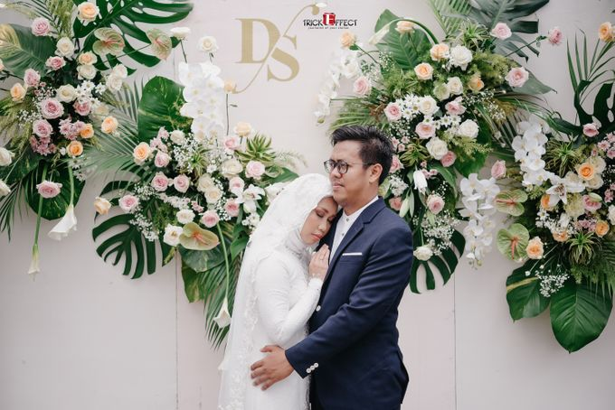 The Wedding of Dini & Sigit by Trickeffect - 002
