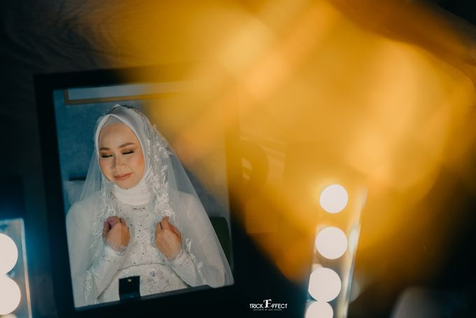 The Wedding of Dini & Sigit by Trickeffect - 042