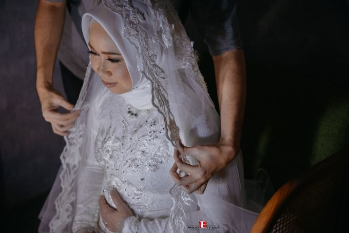 The Wedding of Dini & Sigit by Trickeffect - 045