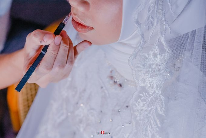 The Wedding of Dini & Sigit by Trickeffect - 008